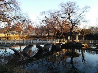 Haman Mujinjeong Pavilion