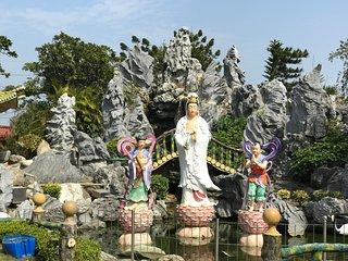 Jia Fu Temple