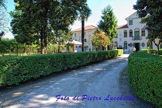 Villa Canthus , Palazzo Bortolozzi-Marini