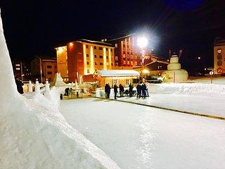 Eislaufplatz Zuers