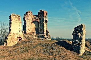 Zvířetice - hrad