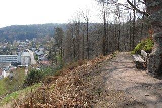 Felsenwanderweg