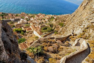 Monemvasia Fortress
