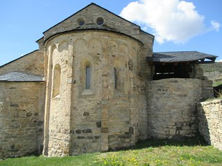 Esglesia de St Vicenc d'Estamariu