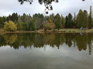Naseby Swimming Dam