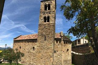 L'esglesia de Sant Esteve de Tavernoles