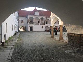 Zamek Oslavany