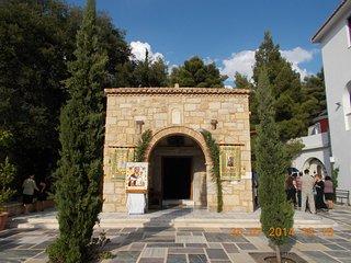 Monastery of Agia Paraskevi Mazi Megara