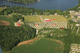 Indiana Beach & IB Crow Campground and RV Resort