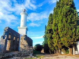 コロニア・デル・サクラメントの灯台