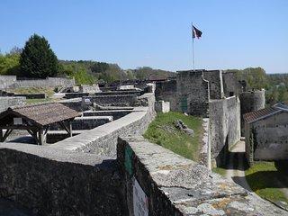 Forteresse de Chatel-Sur-Moselle