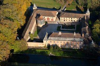 Chateau de Braux Sainte-Cohiere