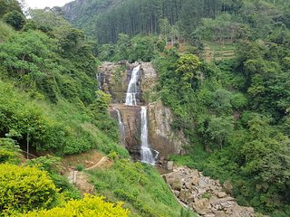 Ramboda Waterfall
