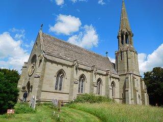 St Leonard's Church, Charlecote