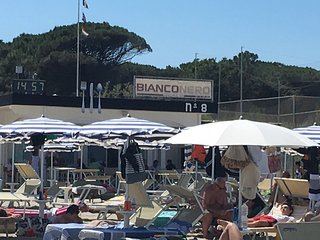 Bianconero Beach