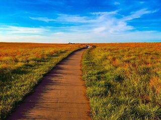 Santa Fe Trail Tracks
