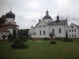 Krekhivsky Monastery of St. Nicholas Basilian Fathers