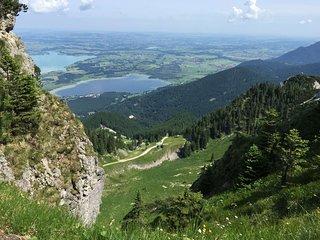 Mount Tegelberg