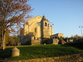 Santuario de los Santos Antonios de Urkiola