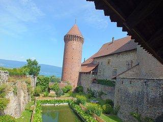 The Chateau de Chenaux