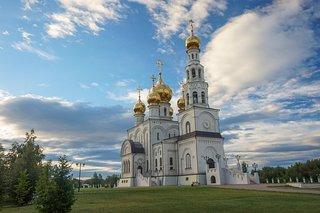 Spaso-Preobrazhensky Cathedral