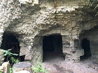 Drakenhöhlen