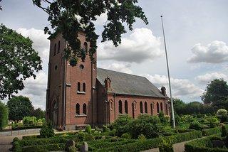 Uldum Kirke
