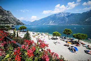 Spiaggia Fonte Torrente San Giovanni