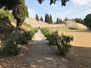 Torre della porta di Cavriana