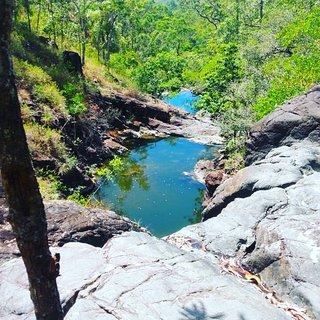 Attie Creek Falls