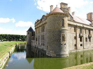 Chateau du Pailly