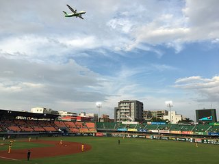 Tainan Municipal Baseball Stadium