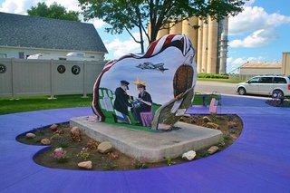 Kossuth County Freedom Rock