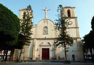 Parroquia de San Andres Aspostol