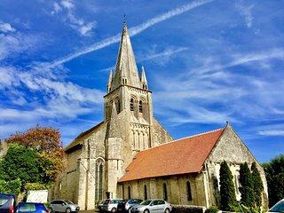 Église Saint-Mandé-Saint-Jean de Ferrière-Larçon