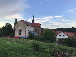 Klosterkirche Lobenfeld