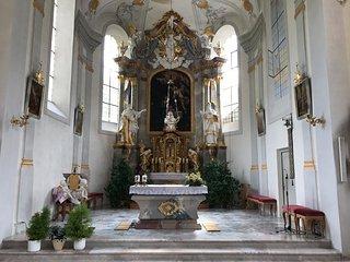 Katholische Pfarrkirche St. Oswald in Steeg