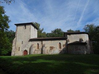 Eglise du Vieux Lugo