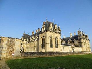 Parc du Chateau D'Ecouen