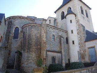 Eglise Saint Aré
