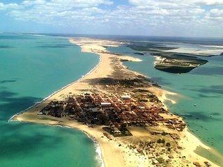 Galinhos Beach