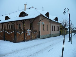 The Novohrad Tourist and Information Centre