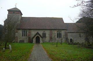 St Peter's Church Molash