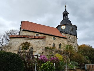 Lutherkirche - Möhra Village Church