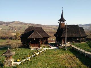Wooden Church Bratesti