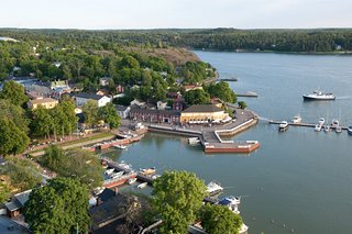 Naantali Old Town