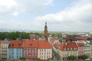 Ratusz w Dzierzonowie - CIT, taras widokowy, mennica