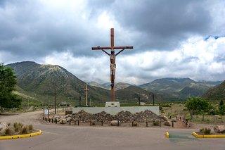 Cristo de la Hermandad y Via Crucis de la Montana