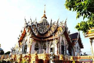Wat Sisa Thong (Wat Phra Rahoo)