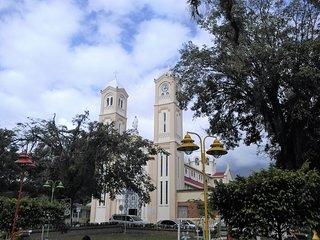 Parque Principal Restrepo Meta